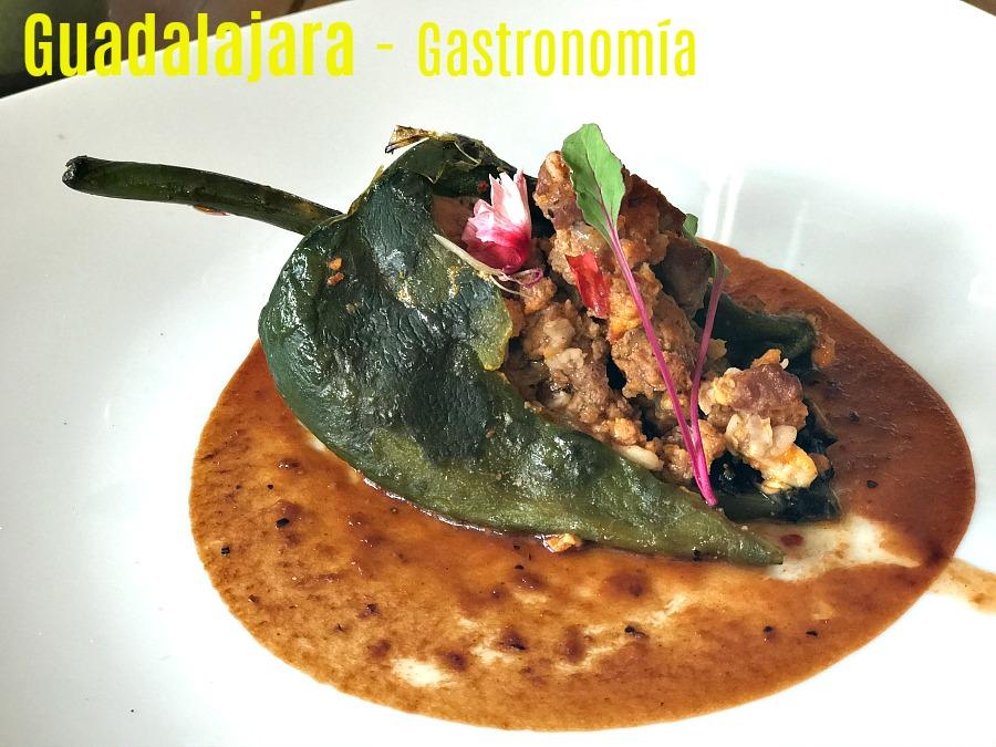 Guadalajara Gastronomia
