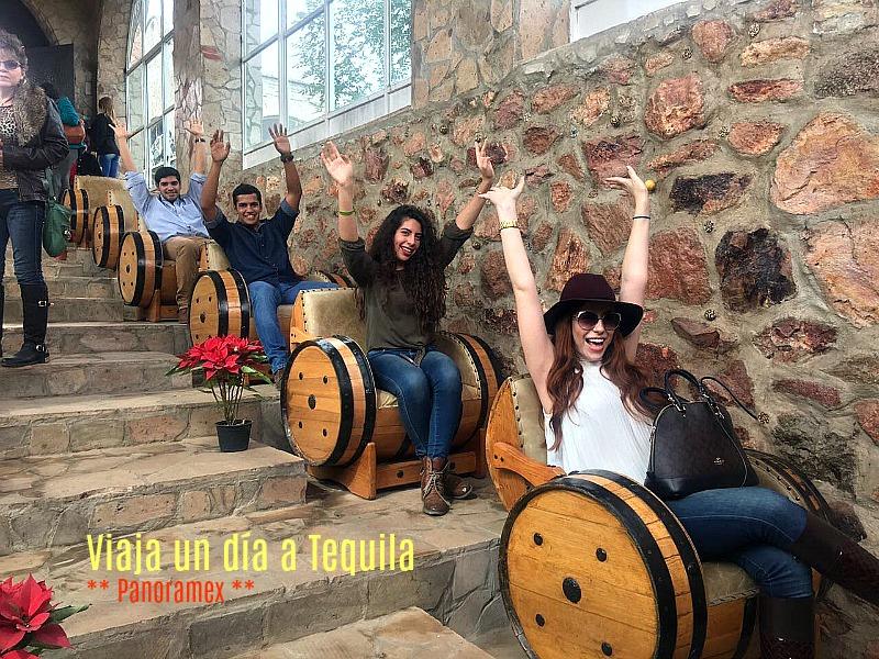 Viajar un dia por tequila