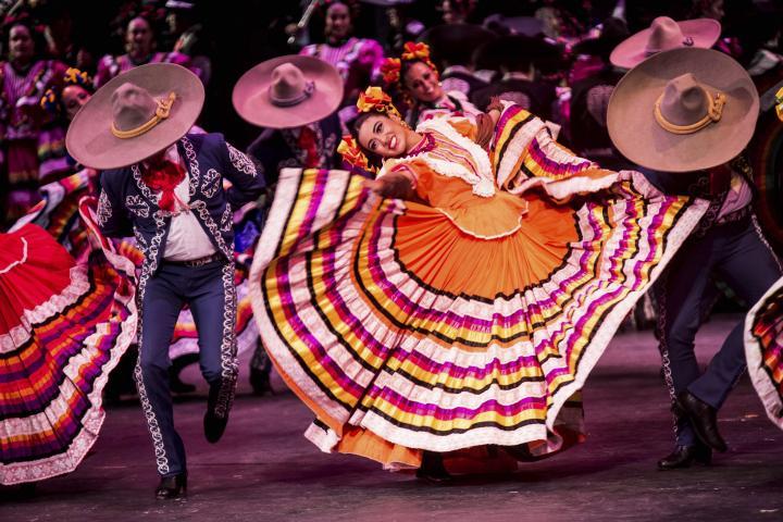 Ballet Folclorico Mexicano Jarabe Tapatio
