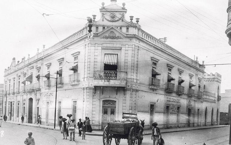 Guadalajara Antigua en Centro Historico leyendas y tradiciones